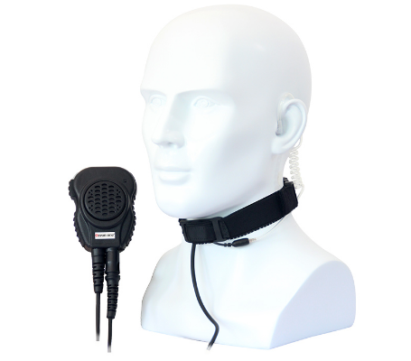 Explosion Proof Throat Microphone