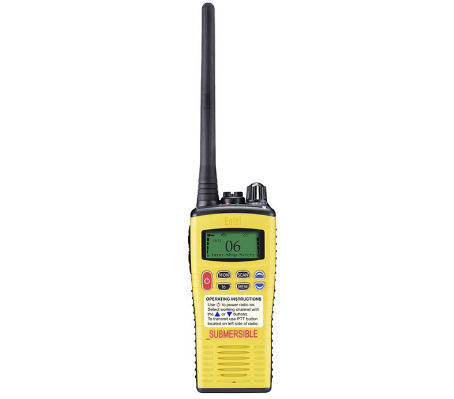 What Are The Characteristics Of The Marine Walkie Talkie?