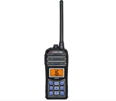 Waterproof Marine Radio