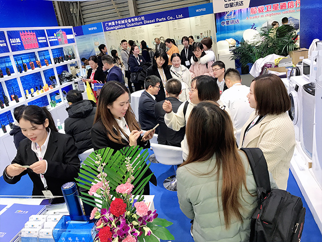 China Maritime 2019 exhibition ended-HZH MARINE GROU