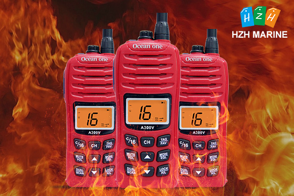 What does Fire walkie talkie need to meet