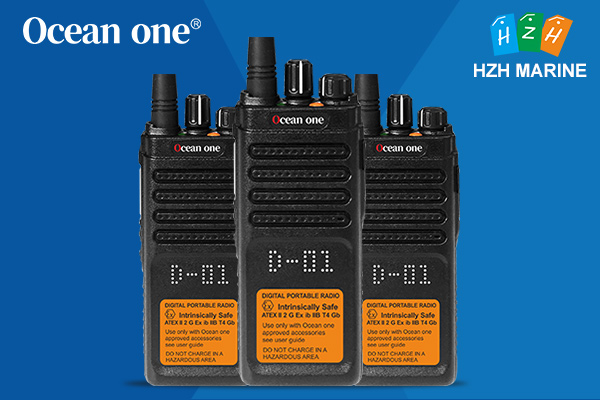Two way radio walkie talkie with PSC inspection requirements