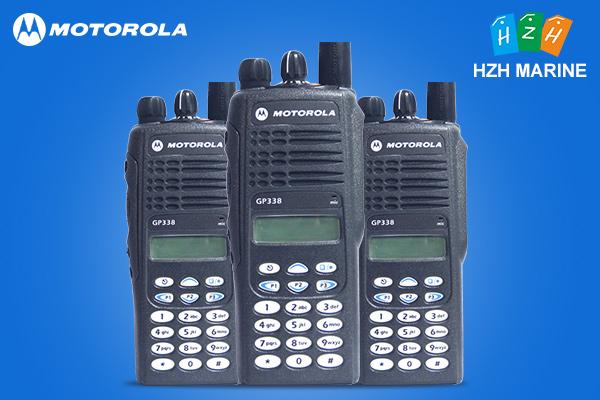Precautions for use motorola walkie talkie explosion proof