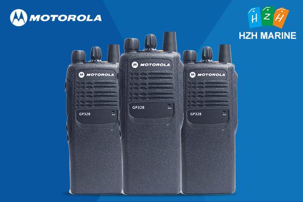 Motorola walkie-talkie talk distance