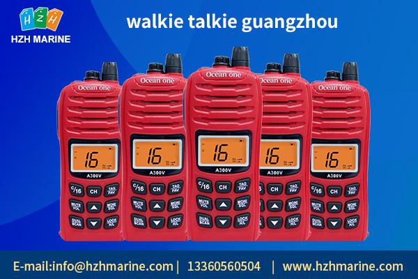 Walkie talkie guangzhou supplier