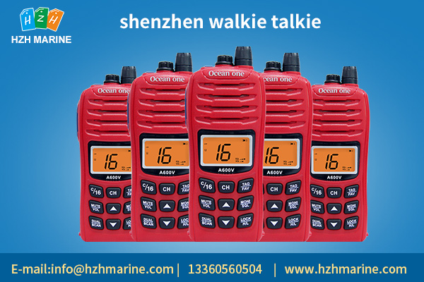 shenzhen walkie talkie, clear sound quality, available from stock