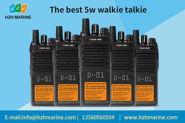 The best 5w walkie talkie,Spot supply