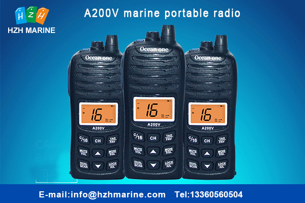 marine portable radio
