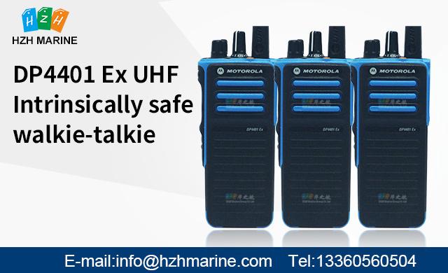 motorola walkie-talkie intrinsically safe