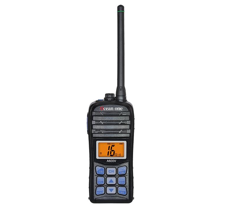 A600V Intrinsic safety marine radio