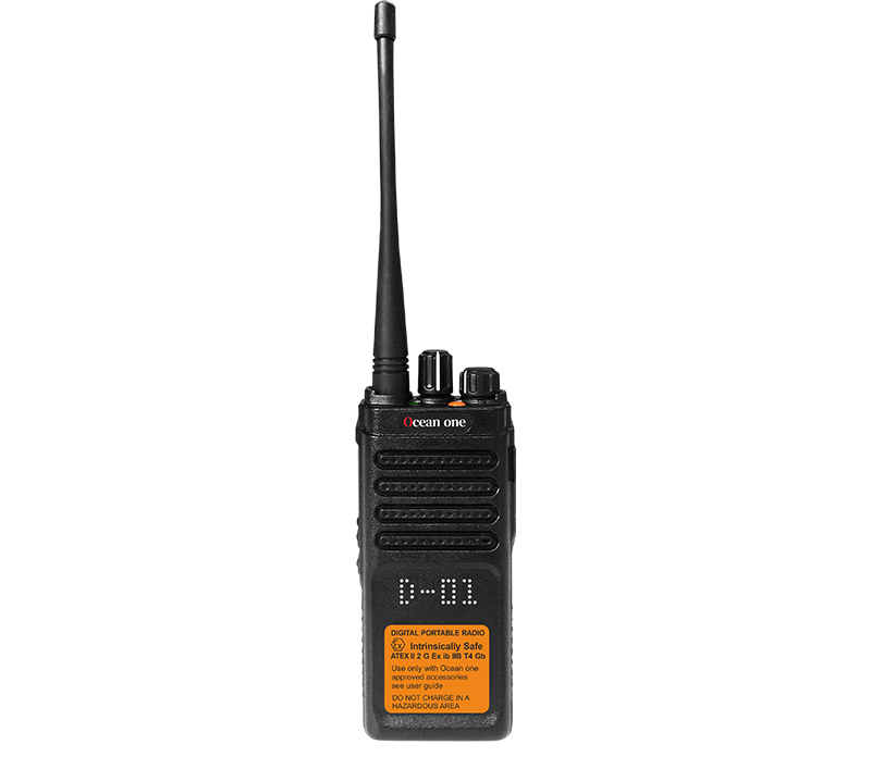 A600DU Marine intrinsically safe digital radio