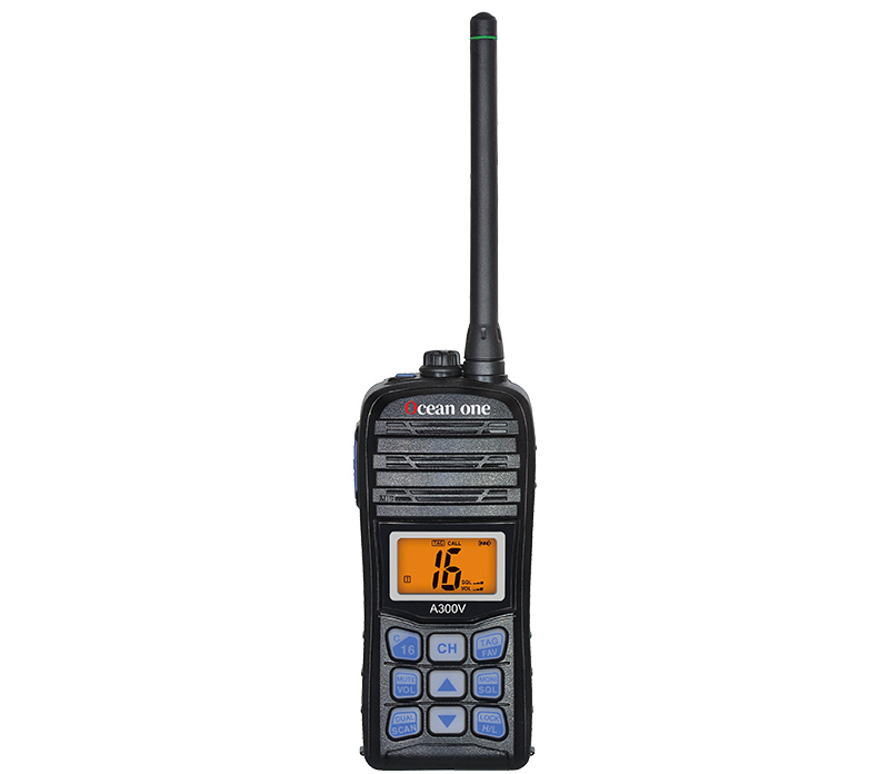 A300V Intrinsic safety marine radio
