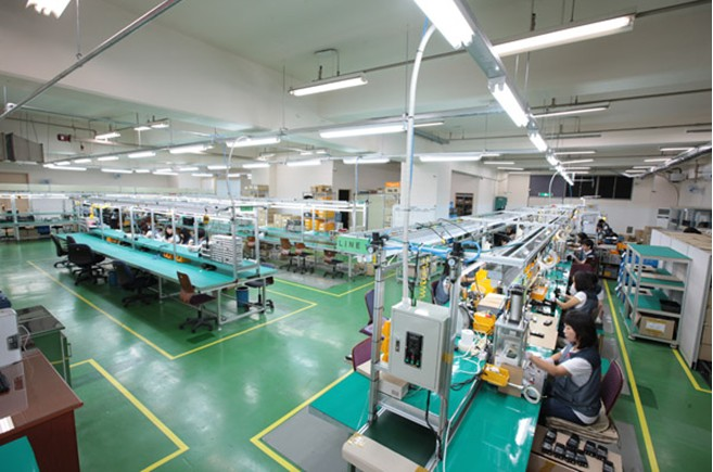 Marine Air-Conditioning Production Line