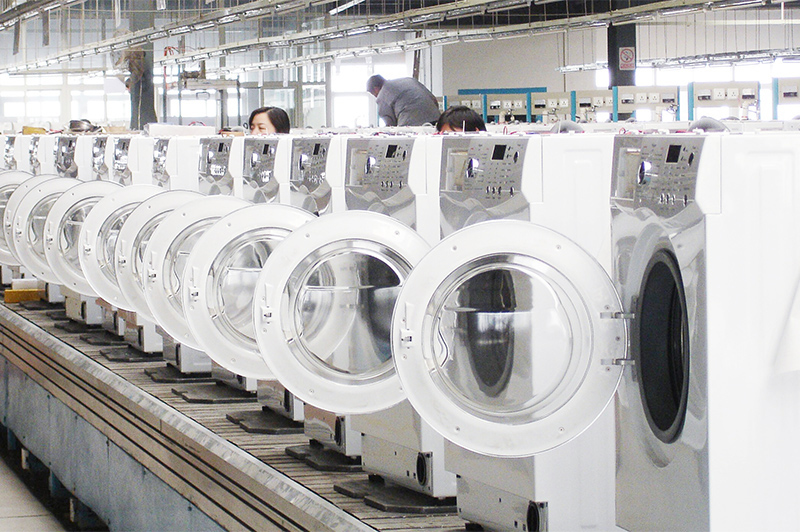 Marine Washing Machine Production Line