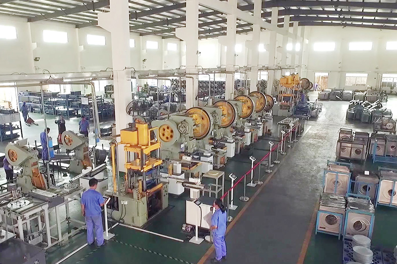 Marine Dryer Production Line