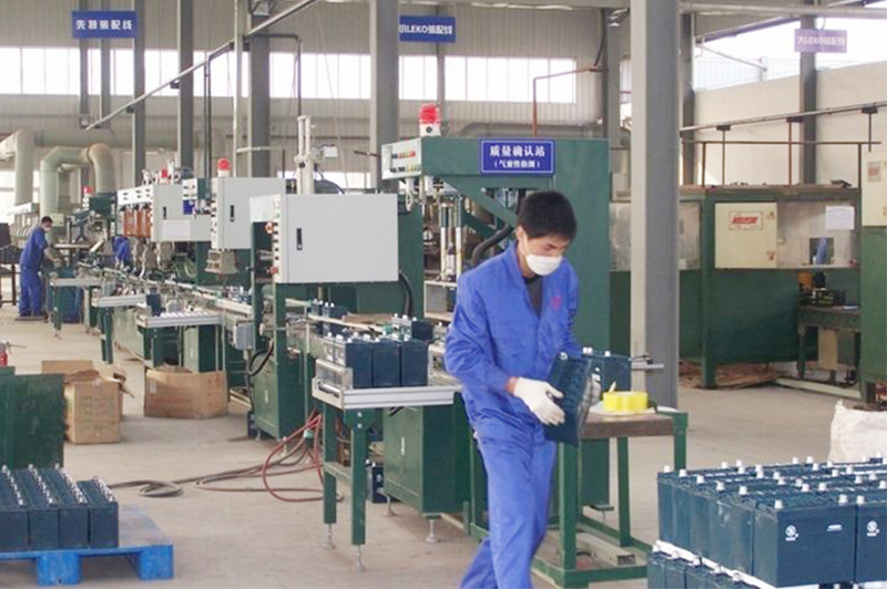 Marine Battery Production Line