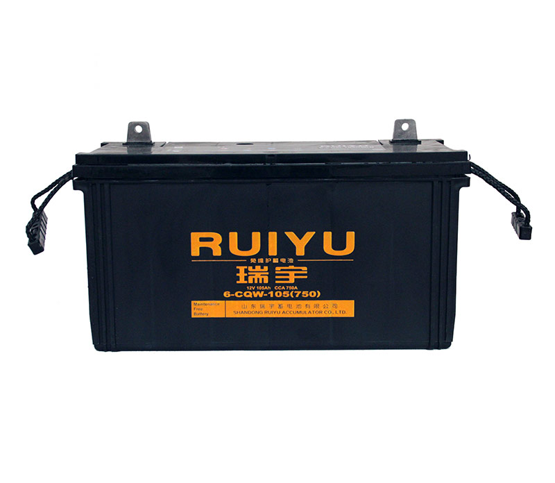 Valve regulated lead-acid battery 12V 105Ah
