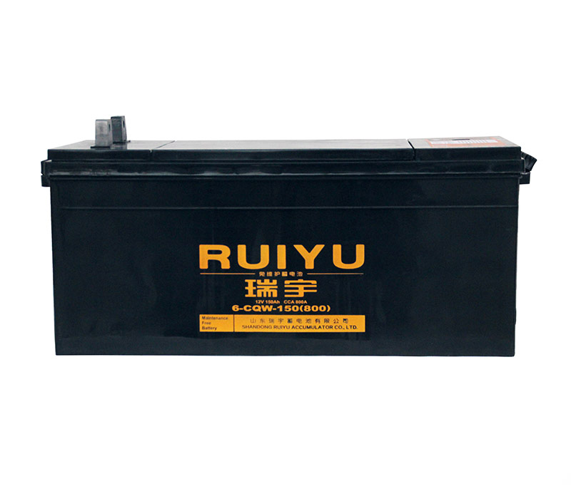 Valve regulated lead-acid battery 12V 150Ah