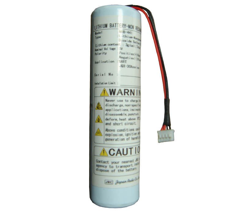 JRC NBB-441 JQX-30A SART battery