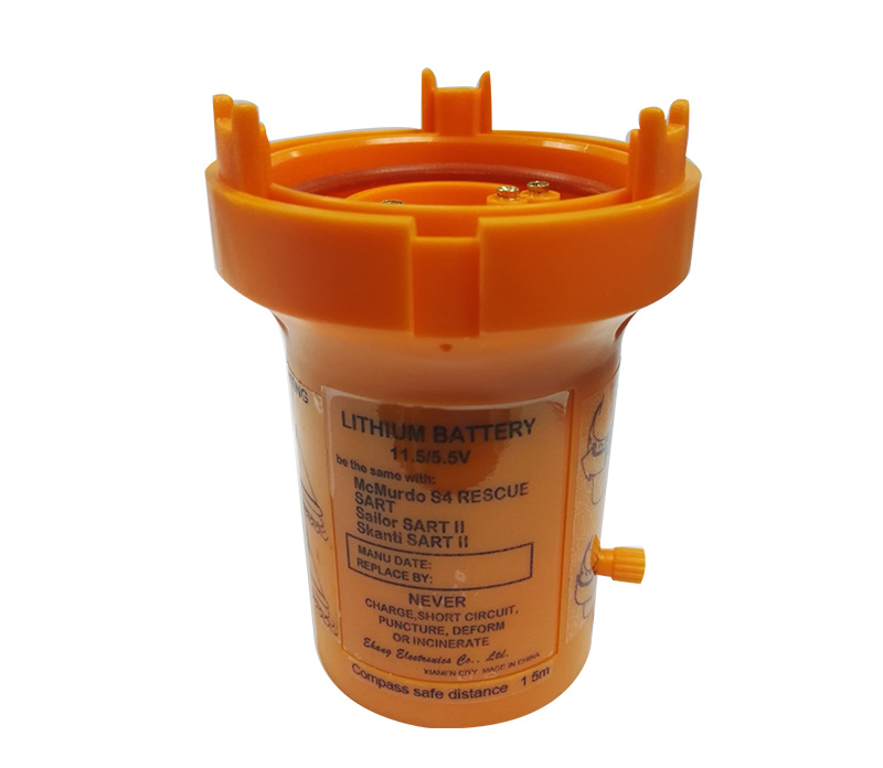 86-630A for Mcmurdo S4 SART Battery