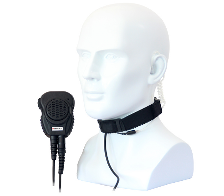 How Dose The Marine Throat Microphone Use?
