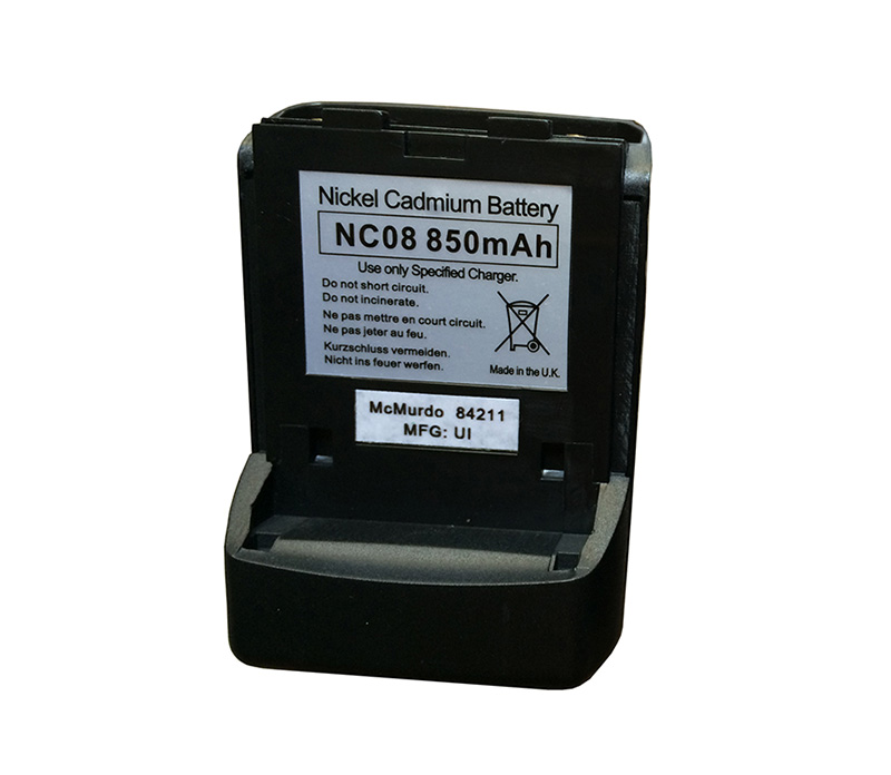 NC08 850mAh battery for SP300 and R2 Marine portable two-way radiotelephone