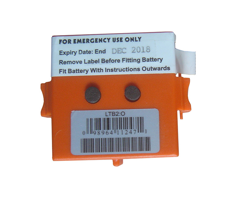 LTB2 Battery for Axis 30 and Mcmurdo R1 Two Way Radiotelephone