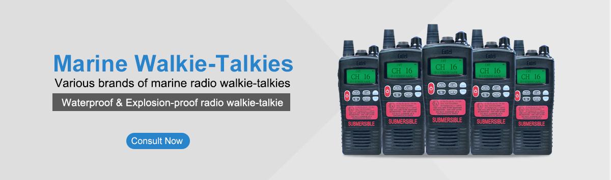 Marine Walkie Talkie
