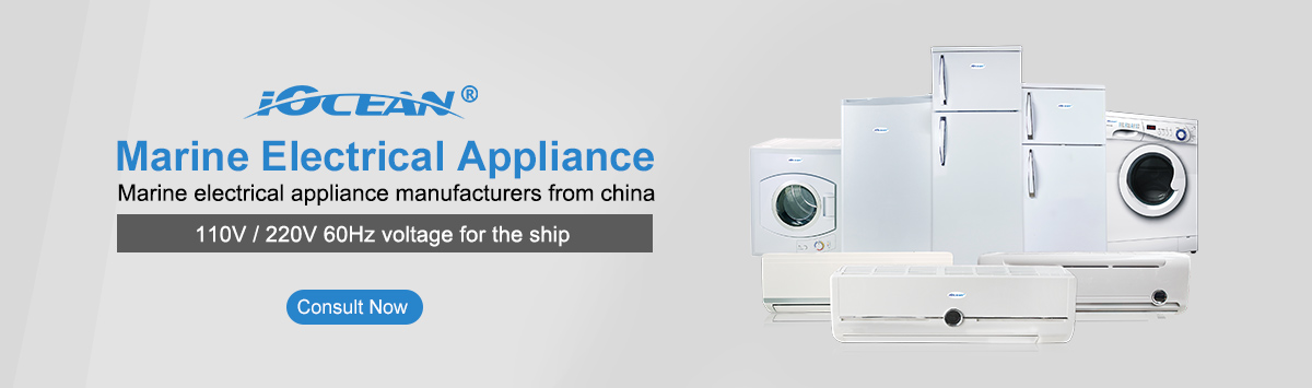 Ship Electric Appliances