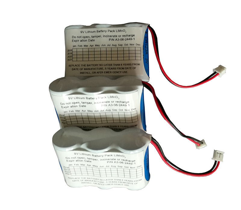 ACR2449 battery for ACR RLB-38 EPIRB battery