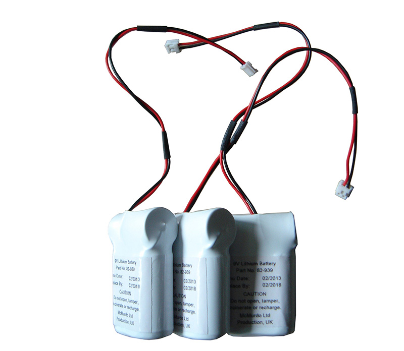 82-970 battery for Mcmurdo E5/G5 EPIRB