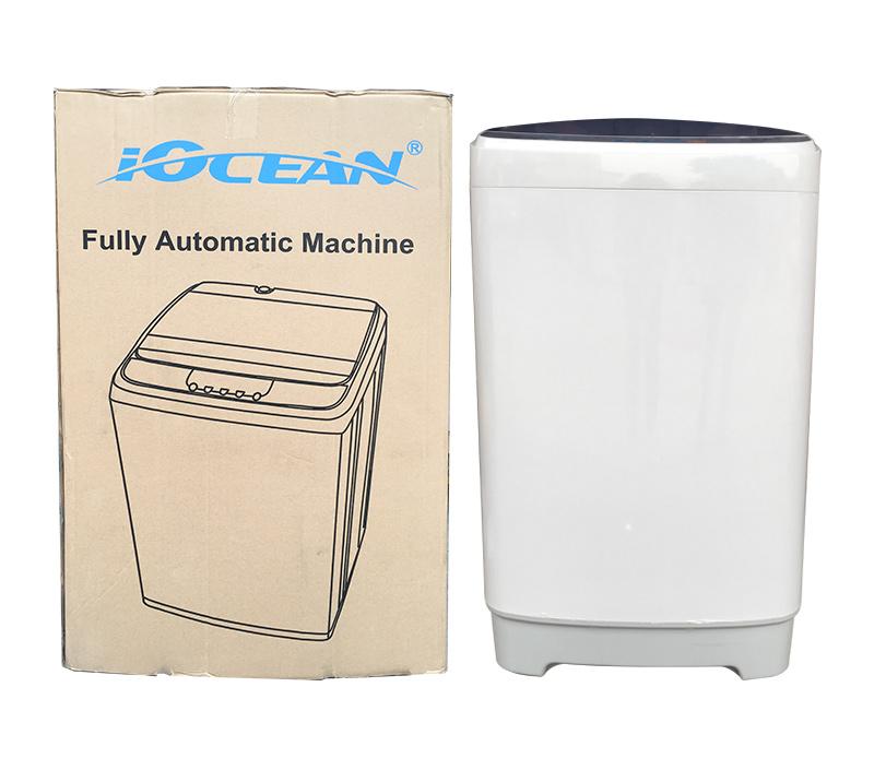 220V 60Hz Full Automatic Electric Washing Machine 6.5kg IOCEAN OCF622