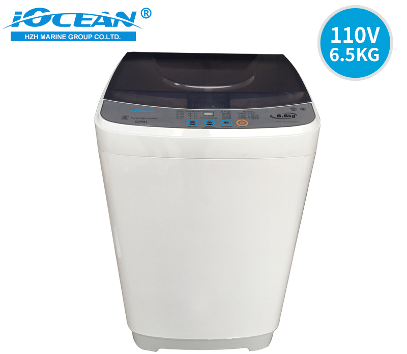110V 60Hz Full Automatic Electric Washing Machine 6.5kg IOCEAN OCF611