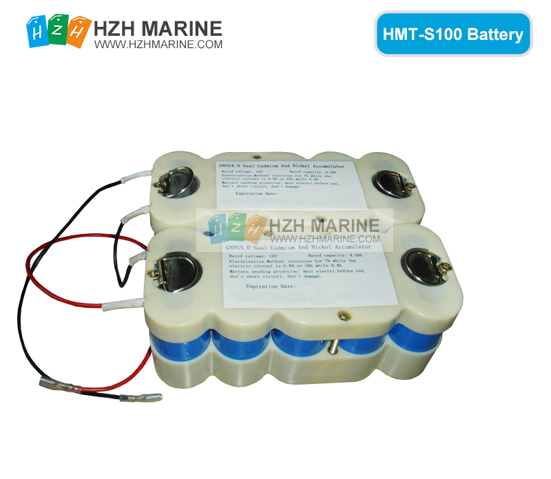 SAMYUNG HMT-S100 S-VDR Battery