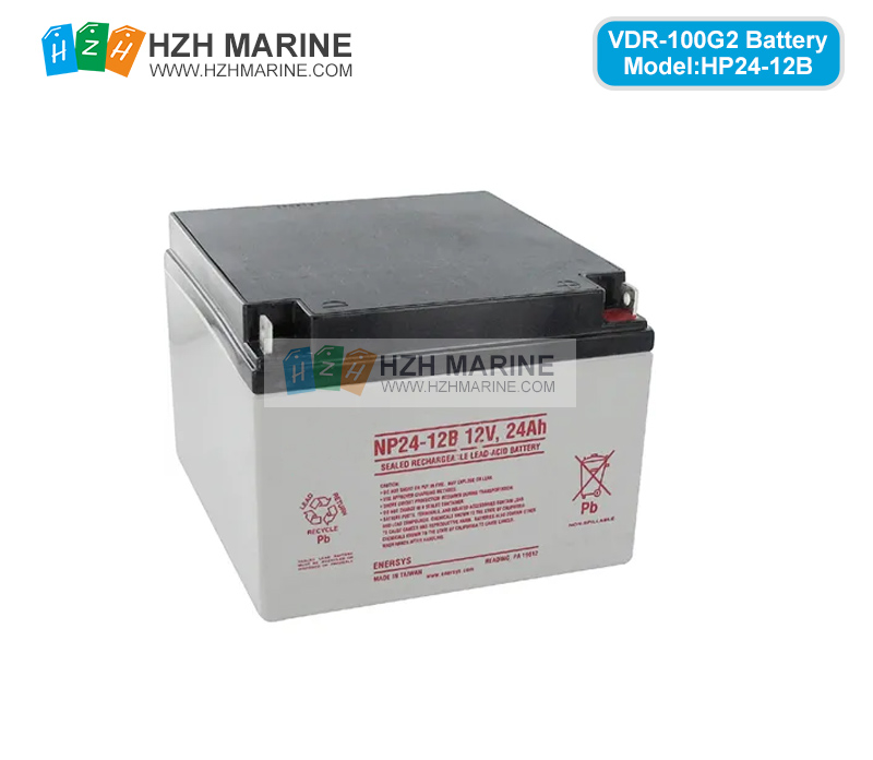 HP24-12B/NP24-12 Battery For Canada Rutter VDR-100G2