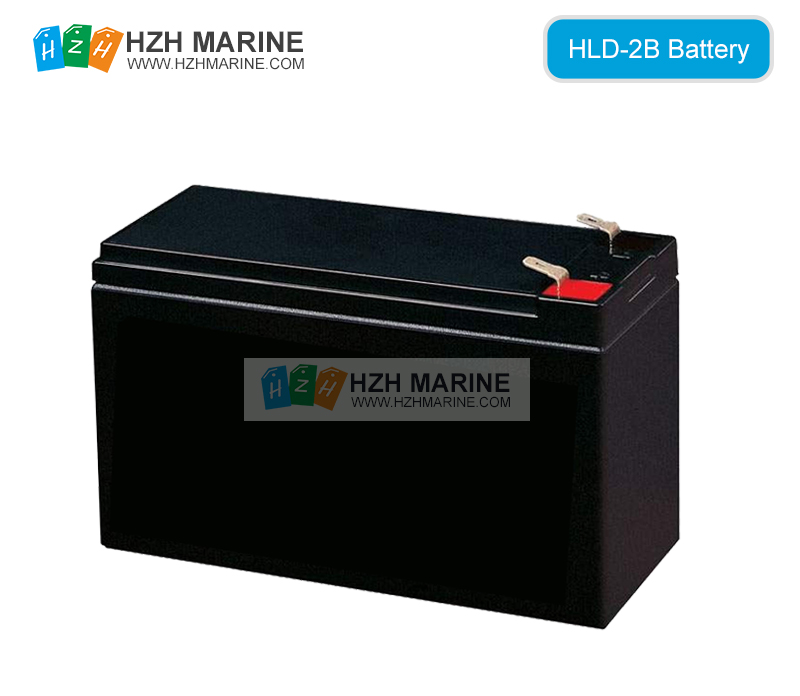 Highlander HLD-B2 VDR/SVDR Battery 24V 12Ah