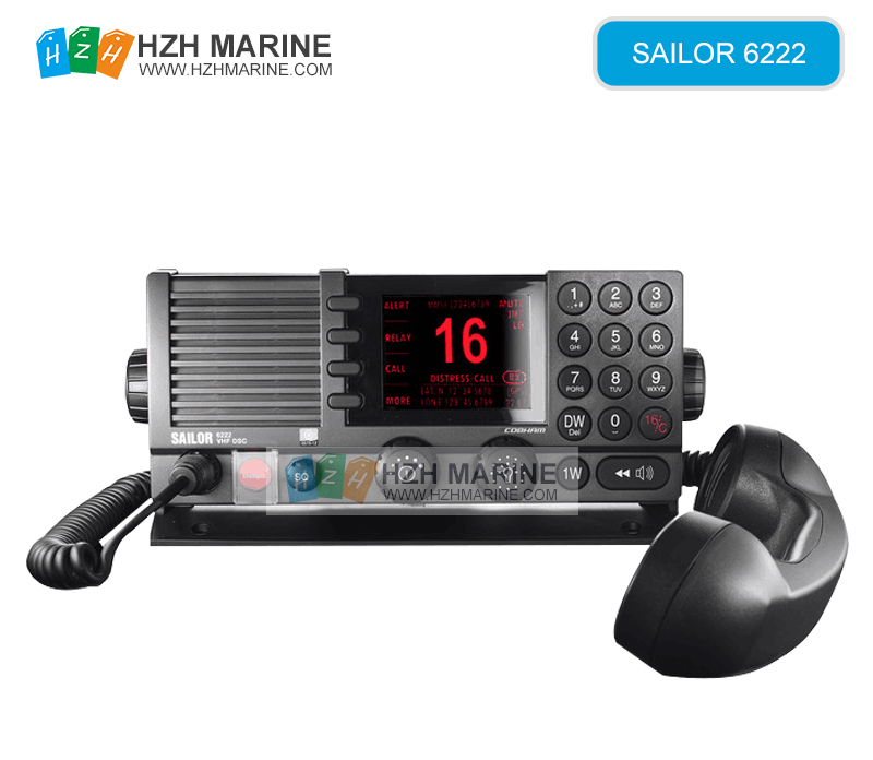 Sailor VHF 6222 DSC brand new with CCS certification and CE certification