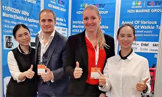 HZH MARINE - IMPA 2019 Sigapore matitime procurement event