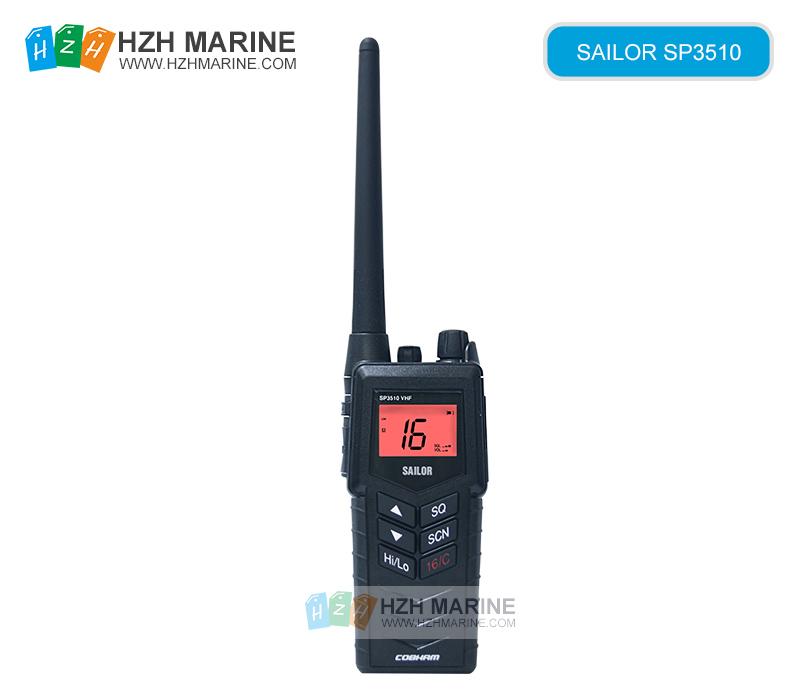 SAILOR SP3510 portable VHF radio