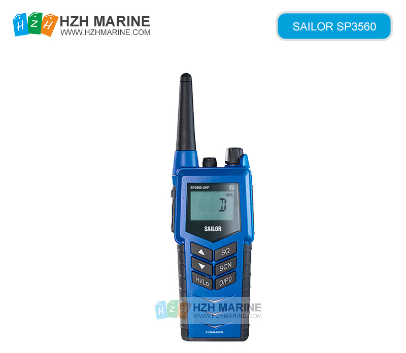 SAILOR SP3560 ATEX portable UHF radio