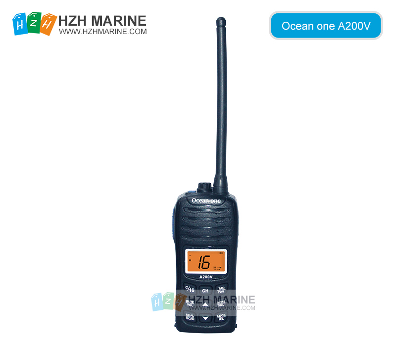 A200V Marine waterproof radio