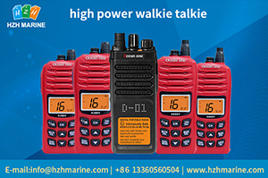 high power walkie talkie
