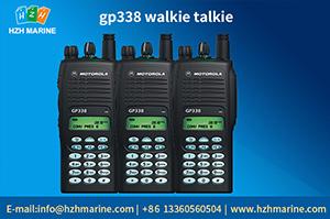 walkie talkie gp338 1piece