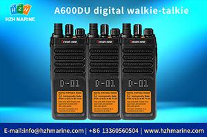Handheld walkie talkie 5km