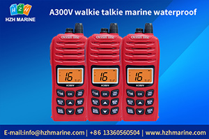 China Handheld Walkie Talkie