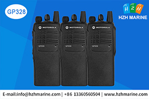 Explosion-proof walkie talkie GP328