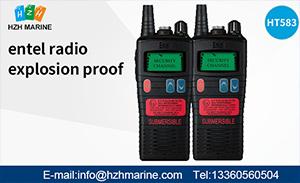 entel radio explosion proof