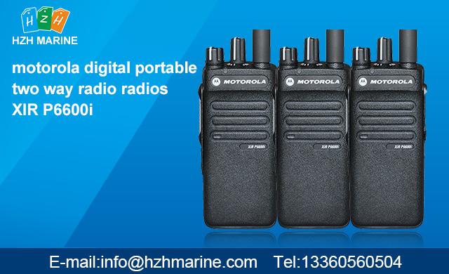 motorola walkie talkie radios